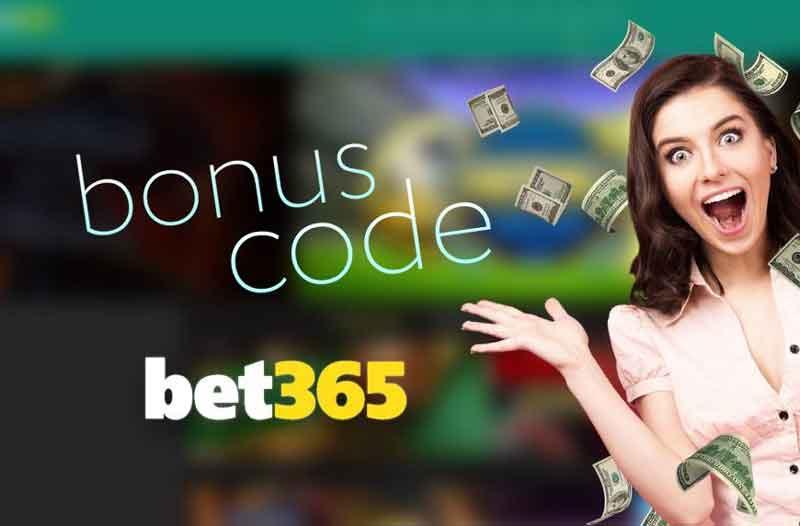 bonus et promotions de Bet365